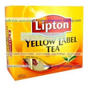 اكياس الشاي